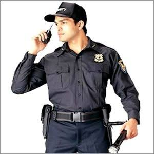 what does uniform means for security personnal